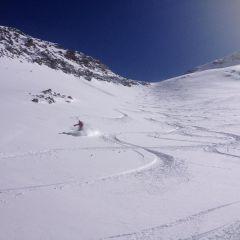 backcountry skiing Switzerland