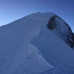 Bossesridge Mont Blanc 2017