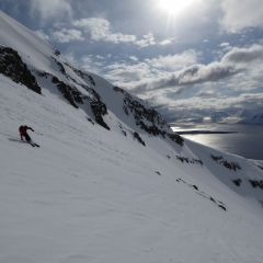 Skireis IJsland
