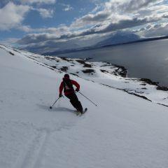 Iceland skitrip