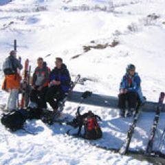 Engelberg skitouring