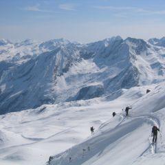 Gran Paradiso skitoer