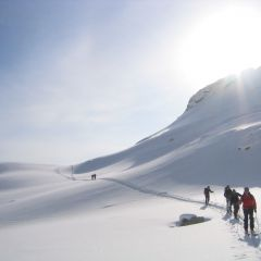 Gran Paradiso mountainguide